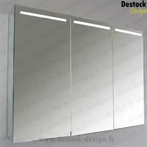 Armoire Salle De Bain Miroir Triptyque by Acheter Notre Armoire Miroir 3 Portes Pour Votre Salle De