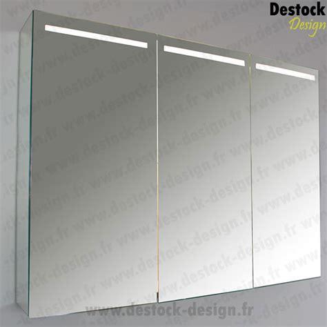 acheter notre armoire miroir 3 portes pour votre salle de