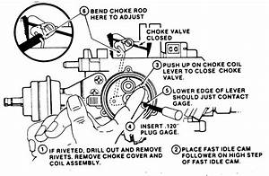 Engine Choke Diagram For 8n Ford Tractor