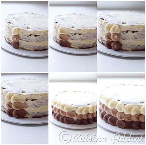 tuto cuisine facile tuto décoration de gâteau petal cake ou gâteau pétales