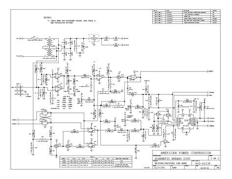 Ups Schematic Circuit Diagram Images