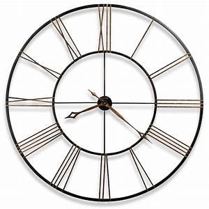 Howard miller oversized postema wall clock 625 406 for Howard miller large wall clock