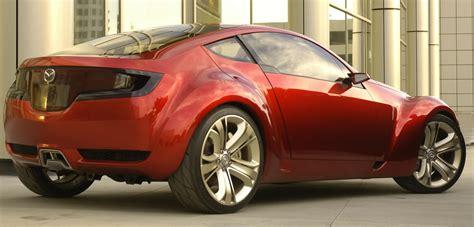 New Mazda Cx7 & Kabura Concept Carscoops