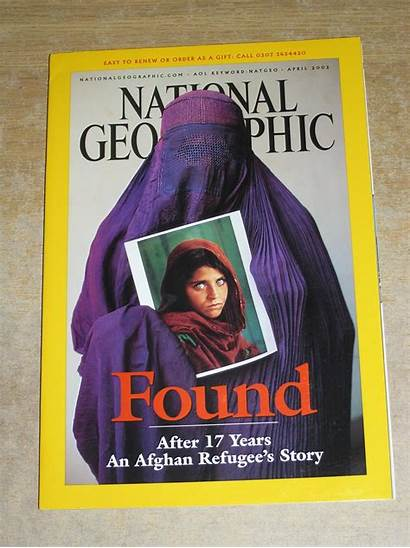 Geographic National Magazine 2002 April Bookseller Books