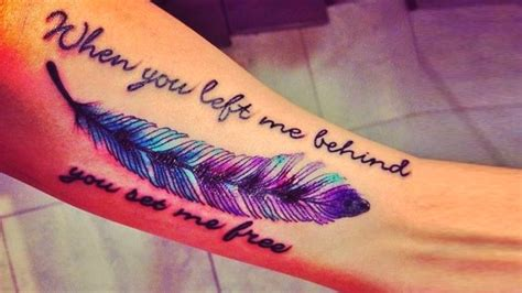 Inspirational And Cool Tattoo Quotes Youtube