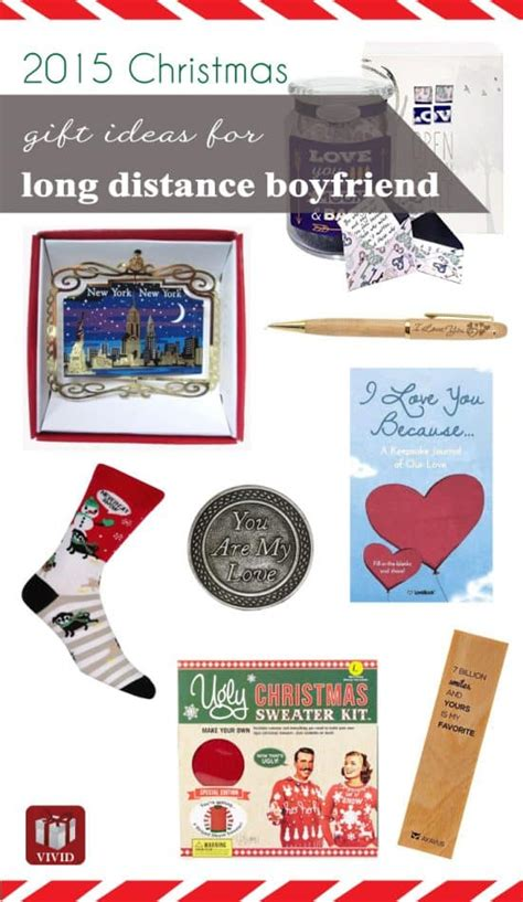 2015 christmas what to get for long distance boyfriend