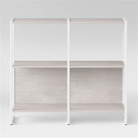 Target 2 Shelf Bookcase by 36 Quot Paulo 2 Shelf Bookcase Project 62 Target