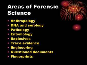 The science of arson and explosives ppt video online for Questioned documents forensic science