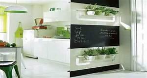 astuces deco pour optimiser une petite cuisine deco cool With optimiser une petite cuisine