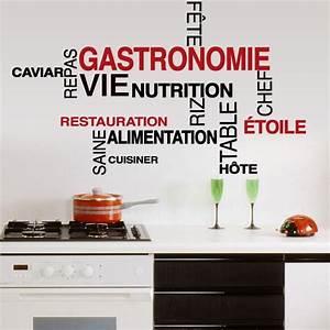 Stickers Muraux Cuisine : stickers muraux cuisine sticker cuisine frigo stickers ~ Premium-room.com Idées de Décoration
