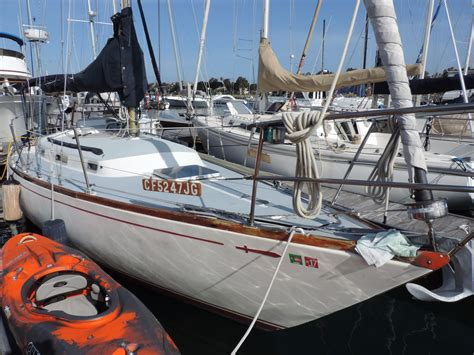 Centurion Boats For Sale Seattle by 1970 Centurion 32 Sail Boat For Sale Www Yachtworld