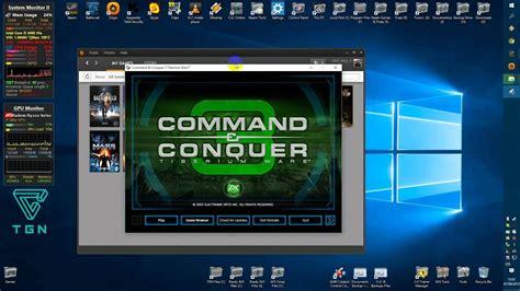 origin windows 10 how to install cnc 3 tiberium wars mods for on windows 10 origin steam retail