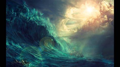 epic  protector   ocean powerful cinematic