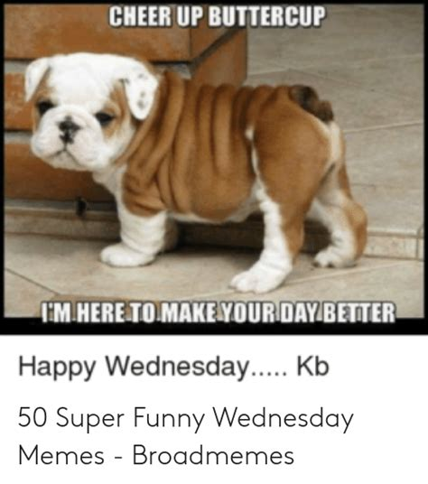 25+ Best Memes About Happy Wednesday Memes | Happy ...