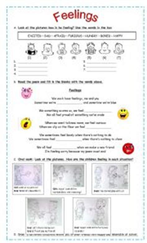 social values worksheets