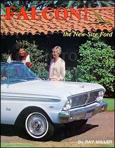 1961 Ford Falcon  U0026 Ranchero Repair Shop Manual Original