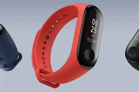 xiaomi mi band 3 wearable fitness tracker 187 gadget flow