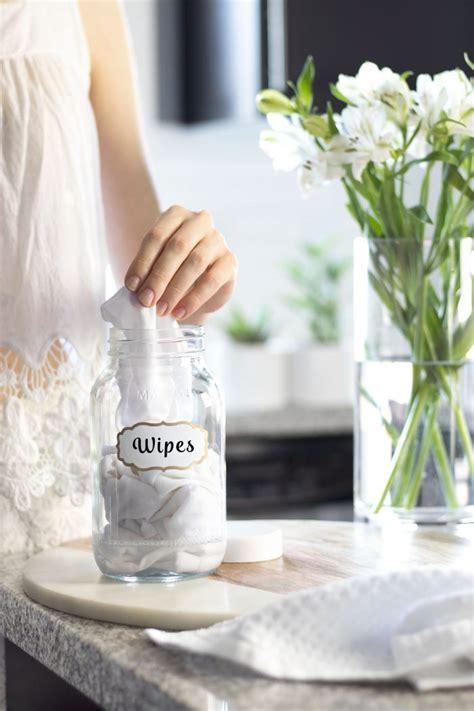 DIY Disinfecting Wipes (Natural & Reusable) - A Life Adjacent