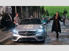 Justice League get their new wheels from Mercedes Benz