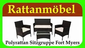 Polyrattan Sitzgruppe Günstig Kaufen : rattanm bel terrasse g nstig ~ Bigdaddyawards.com Haus und Dekorationen