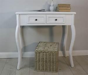 Beistelltisch Antik Weiß : konsole tisch schubladen wei neu landhaus anrichte sekret r beistelltisch antik ebay ~ Sanjose-hotels-ca.com Haus und Dekorationen
