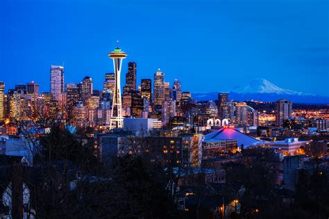 [42+] 4K Seattle Wallpaper on WallpaperSafari