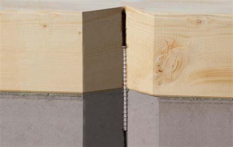 Beton Mit Beton Verbinden by Holz Mit Beton Verbinden Bauhandwerk