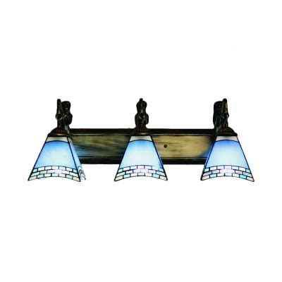 Stained Glass Bathroom Light Fixtures by Stained Glass Vanity Light 1500 Trend Home Design