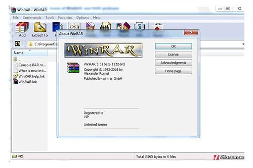 winrar archiver free download full version