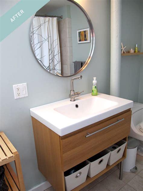 Ikea Sink Cabinet Hack by Ikea Godmorgon Sink Installation Nazarm
