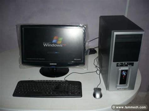 pc bureau samsung bonnes affaires tunisie ordinateurs de bureau pc de
