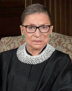Ruth Bader Ginsburg // Office of the President ...