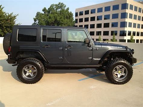 Sell Used 2008 Jeep Wrangler Unlimited Rubicon Aev