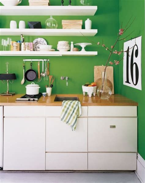 retro kitchen decor ideas 11 ideas para usar el verde en las cocinas