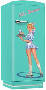 Amerikanischer Kühlschrank Retro Design : amerikanischer retro k hlschrank der 50er jahre in t rkis ~ Sanjose-hotels-ca.com Haus und Dekorationen