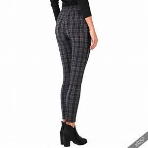 Women Plain Basic Thermal Fur Lined Warm Leggings Pants Trousers Jeggings Winter   eBay