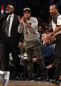 jay z photos photos new york knicks v brooklyn nets zimbio With jay z brooklyn documentary