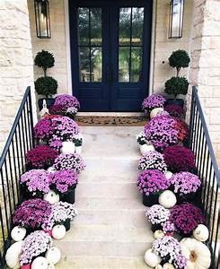 20, Dreamy, Ideas, For, Decorating, Your, Front, Porch, For, Fall