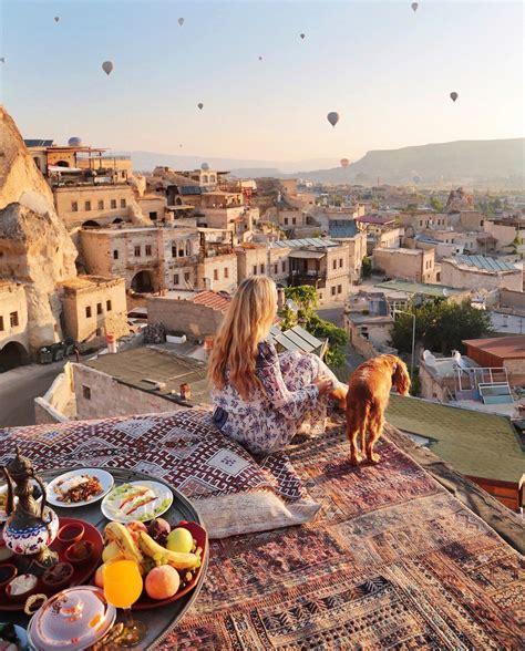 Pilotmadeleine Cappadocia Travel Diary Hot Air