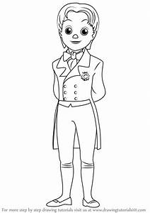 Learn How to Draw Prince James from Sofia the First (Sofia ...
