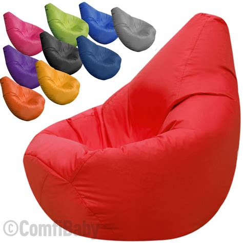 outdoor indoor bag seat bean bag garden chair patio