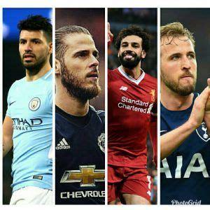 PHOTO: See The Premier League PFA Team Of The Year 2017 ...