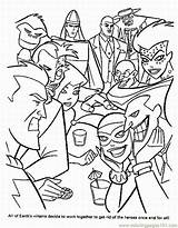 Superhero Coloring Pages Printable sketch template