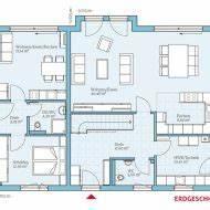 Carport 8m Breit : bungalow 130 qm grundriss ~ Kayakingforconservation.com Haus und Dekorationen