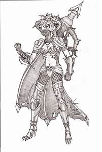 Vayne dragon slayer by Annemarie-Josephine on DeviantArt