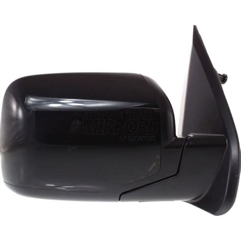 Purple mountains, a black #hondapilot and clear skies ahead. Fits 09-15 Honda Pilot Passenger Side Mirror Replacement ...