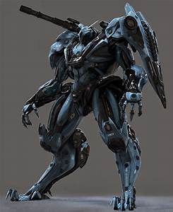Nuthin' But Mech Site B: GARUDA exoskeleton - Christophe ...