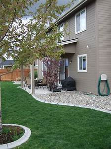 Landscaping around the house landscape ideas for Landscape ideas around house