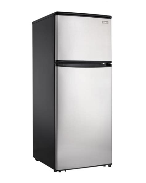 Apartment Size Refrigerator by Dff110a1bssdd Danby Designer 11 Cu Ft Apartment Size