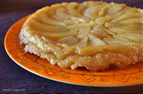 recette dessert a la poire tarte tatin aux poires kaderick en kuizinn 169